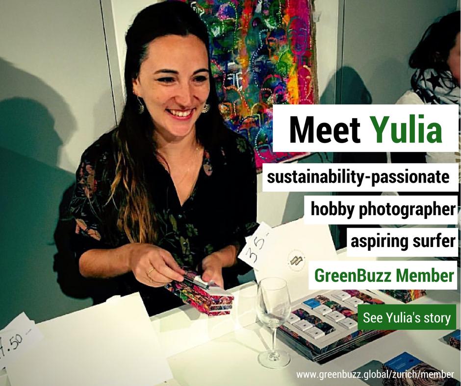 Meet Yulia.