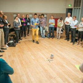 Unconference for Sustainability Professionals, Wed 18 Sept 19
