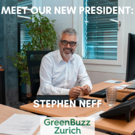 Meet Our New President!