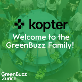 Meet our newest partner: Kopter Group AG