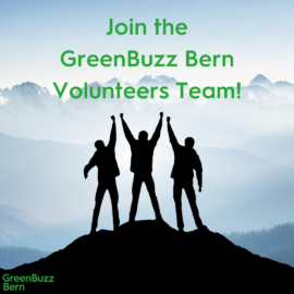 Volunteer Opportunity: Social Media Expert for GreenBuzz Bern