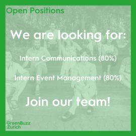 Internship Opportunities: Join our team!