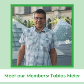 Meet our Members: Tobias Meier