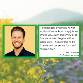 Follow-Up Interview: Erik Gloerfeld